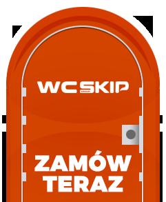 toaleta przenośna - Poznań - wynajem