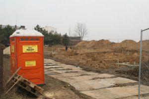 Toalety przenośne na budowę Poznań i okolice